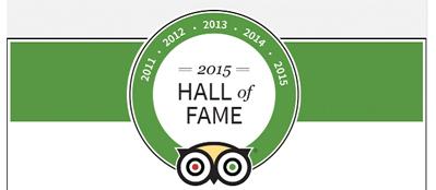Vecchia Rapallo nella Hall of Fame di Tripadvisor